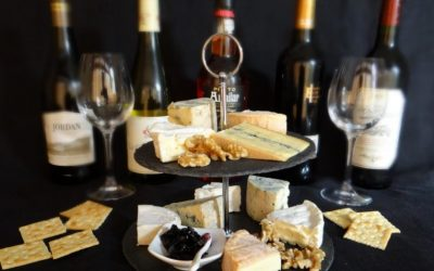 Kaas en wijnproeverij